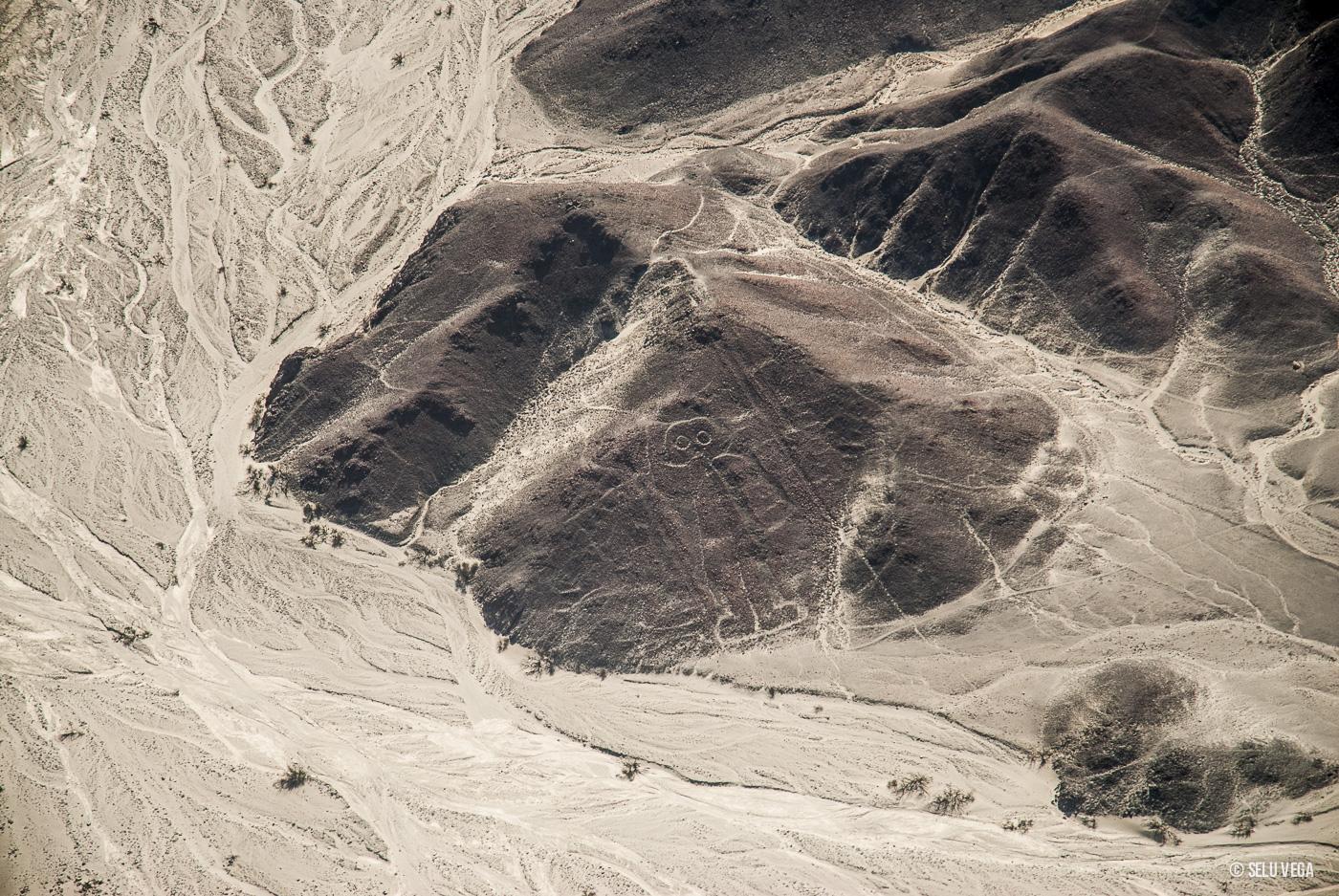 Líneas de Nazca Un Saludo al Infinito