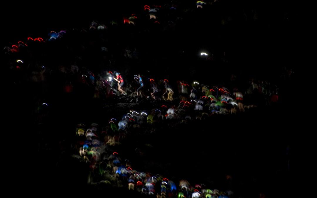 Transvulcania, el comienzo La serie ganadora del VI Certamen de Fotografía Informativa y Documental Fotonoviembre
