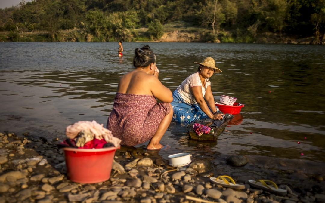 Myanmar y la vida por sentado Reflexiones fotográficas